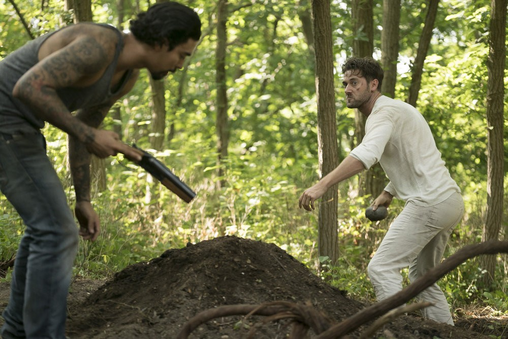 The Blacklist - Season 4 Episode 01: Esteban