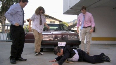 Workaholics - Season 1 Episode 10: In The Line Of Getting Fired