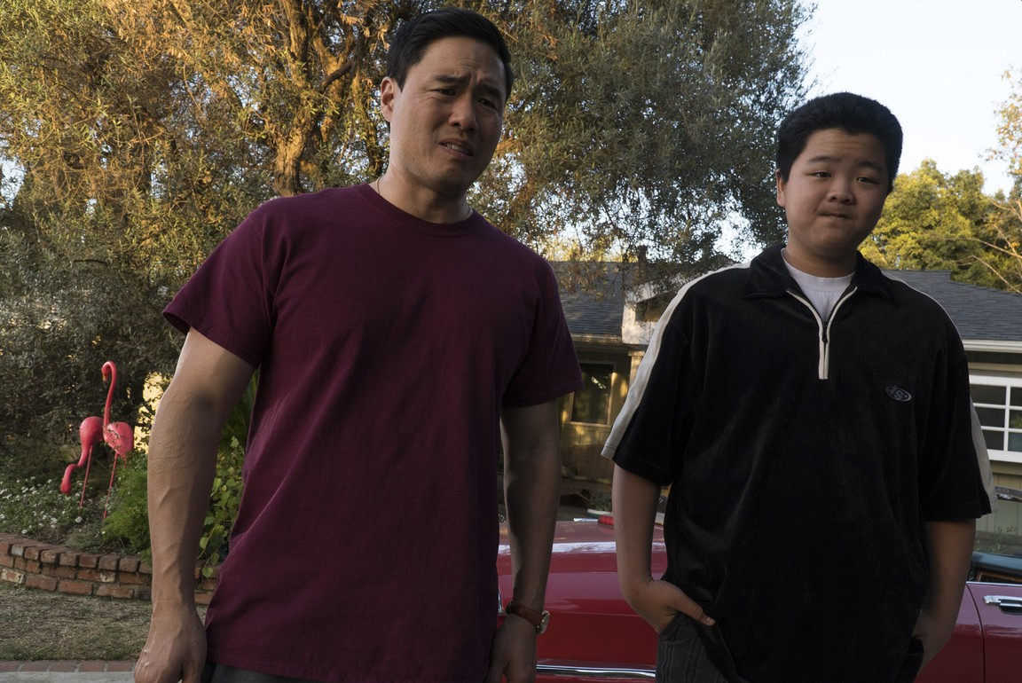 Fresh Off the Boat - Season 4 Episode 13: The Car Wash