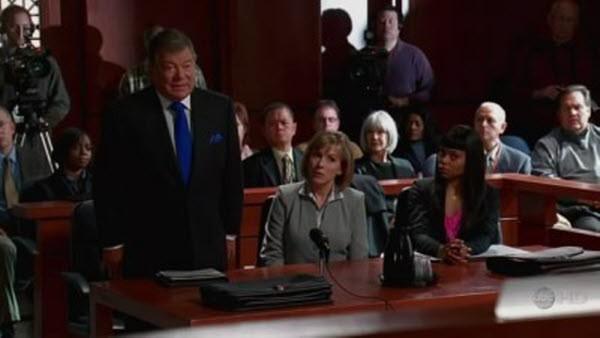 Boston Legal - Season 4 Episode 11: Mad About You