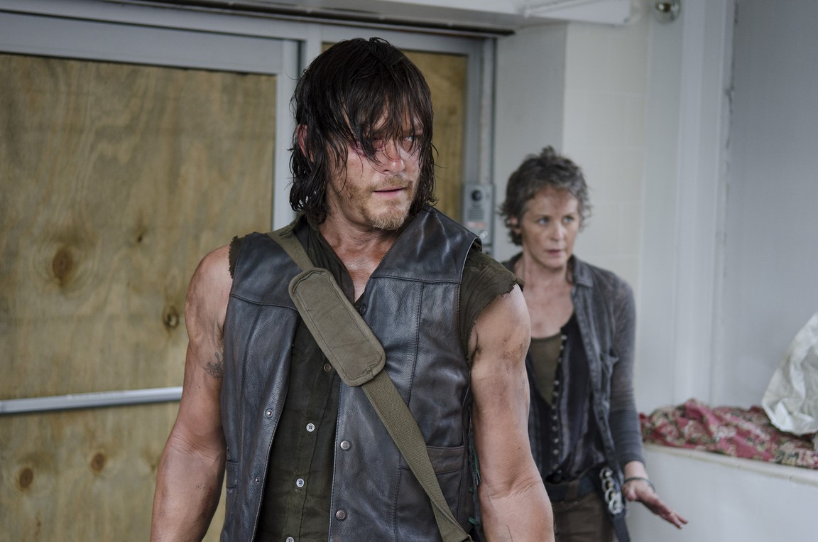 The Walking Dead - Season 5 Episode 06: Consumed