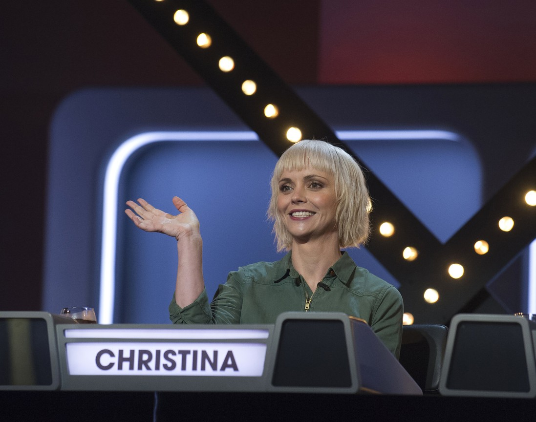 Match Game - Season 3 Episode 14: Jack McBrayer/Christina Ricci/Ice-T/Jane Krakowski/Tituss Burgess/Nikki Glaser