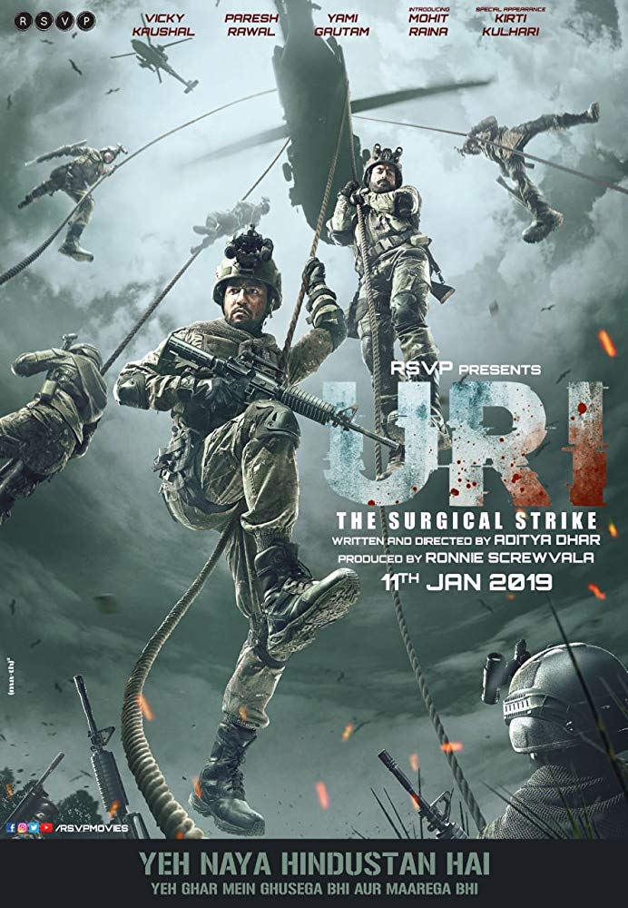 Uri: The Surgical Strike [Sub: Eng]