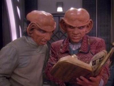 Star Trek: Deep Space Nine - Season 3 Episode 16: Prophet Motive