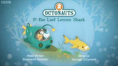 The Octonauts - Season 1 Episode 48: The Lost Lemon Shark
