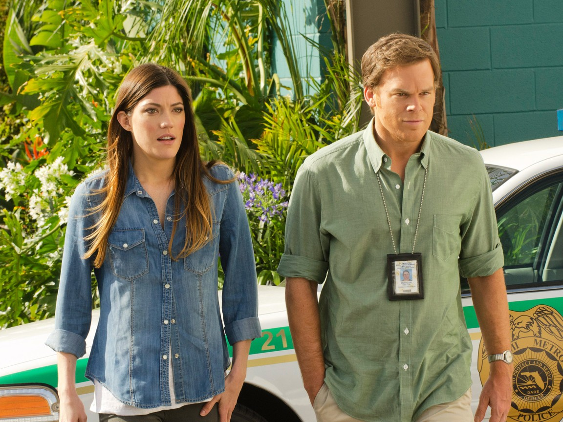 Dexter - Season 8 Episode 04: Scar Tissue