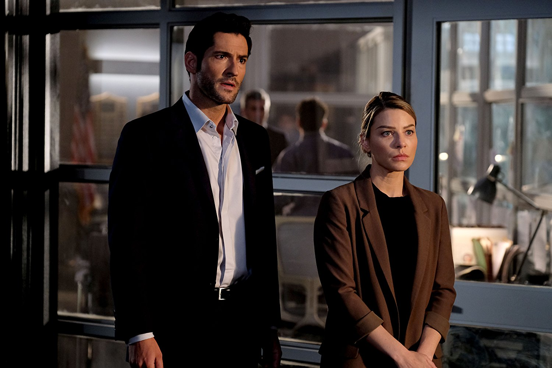 Lucifer- Season 3