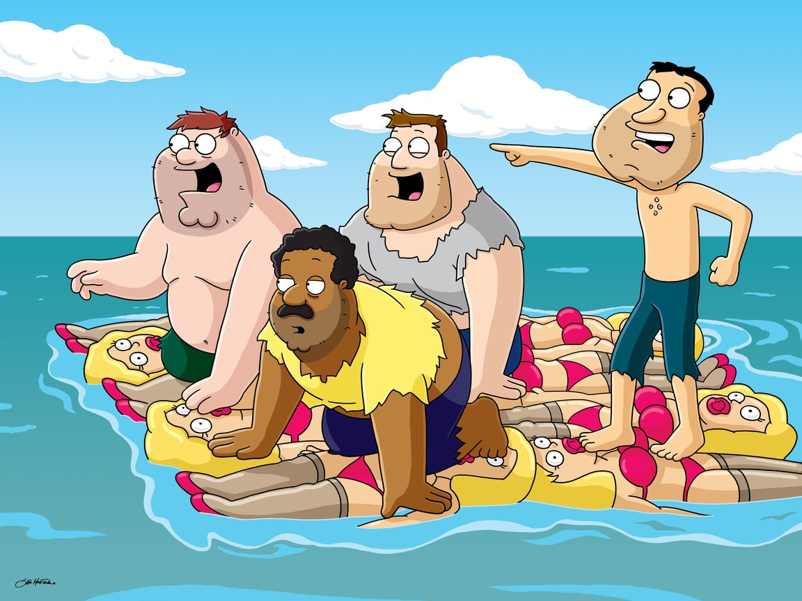 Family Guy - Season 4 Episode 12: Perfect Castaway