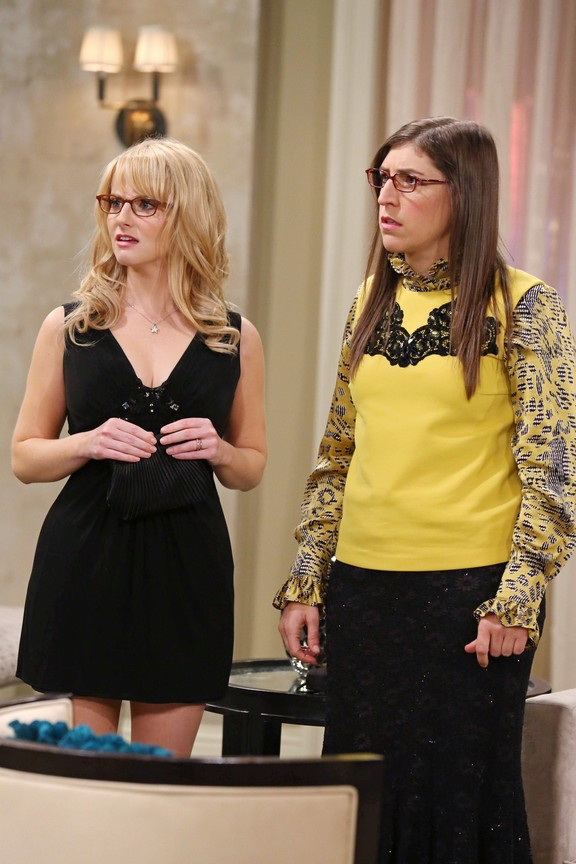 The Big Bang Theory - Season 8 Episode 05: The Focus Attentuation
