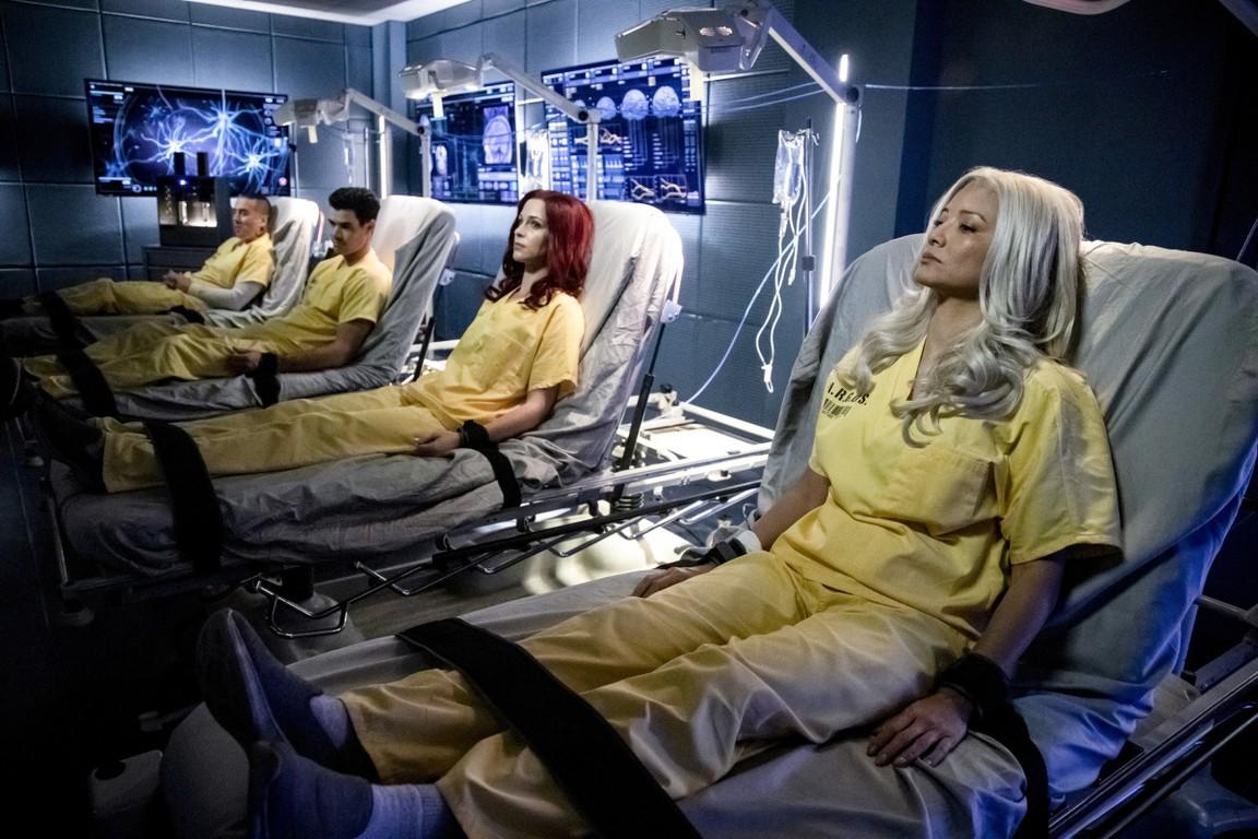 Arrow - Season 7 Episode 11: Past Sins