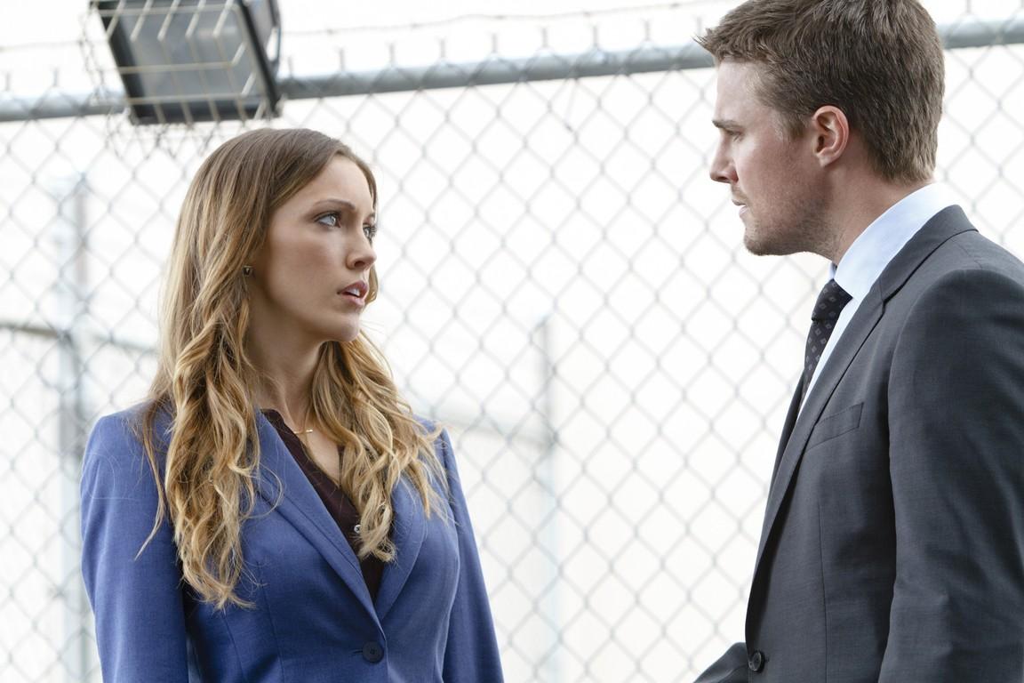 Arrow - Season 2 Episode 05: League of Assassins