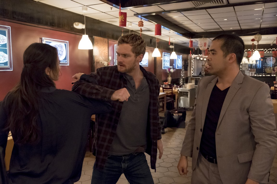Iron Fist - Season 2 Episode 01: The Fury of Iron Fist