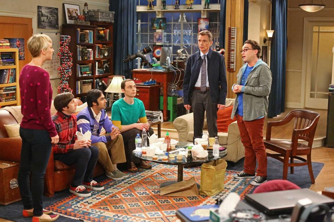 The Big Bang Theory - Season 8 Episode 07: The Misinterpretation Agitation