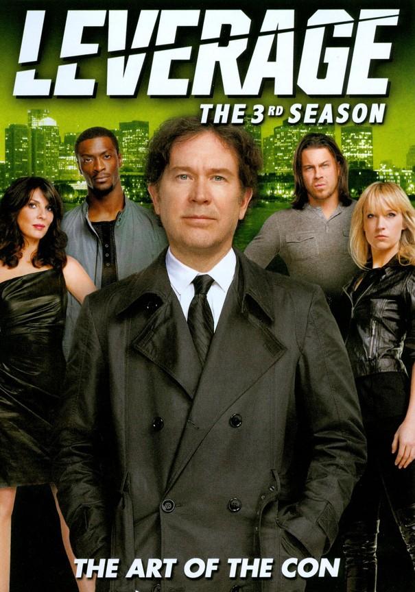 Leverage - Season 3 Episode 08: The Boost