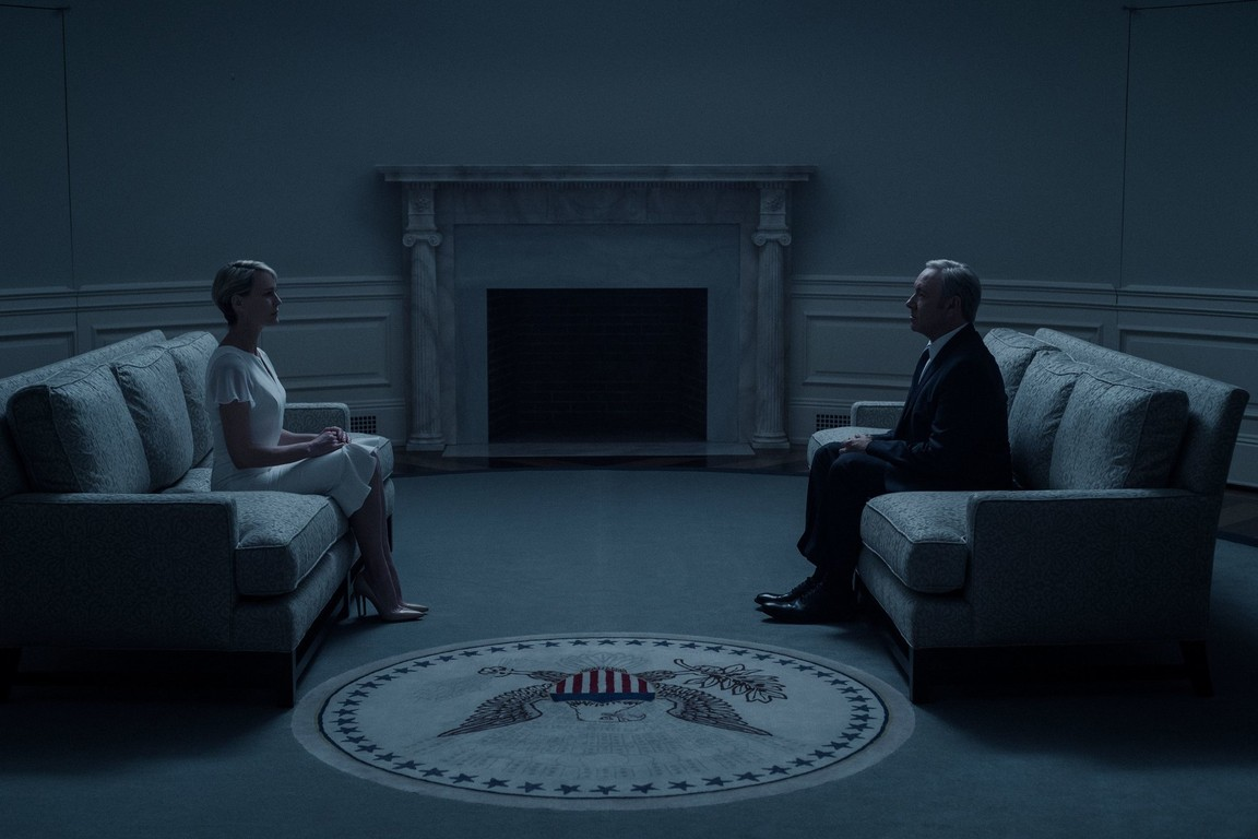 House Of Cards - Season 4 Episode 6: Chapter 45