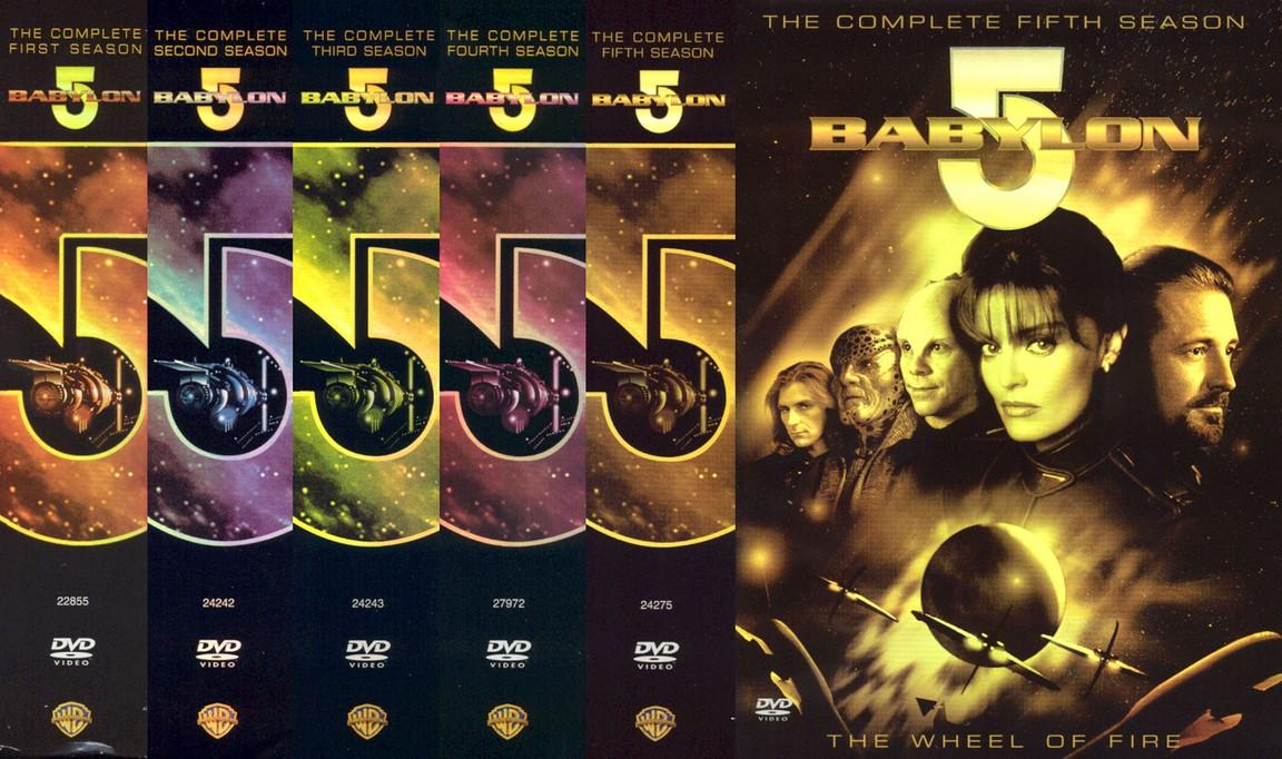 Babylon 5 - Season 1 Episode 04: Infection