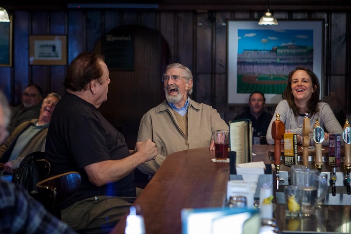 Abe & Phil's Last Poker Game