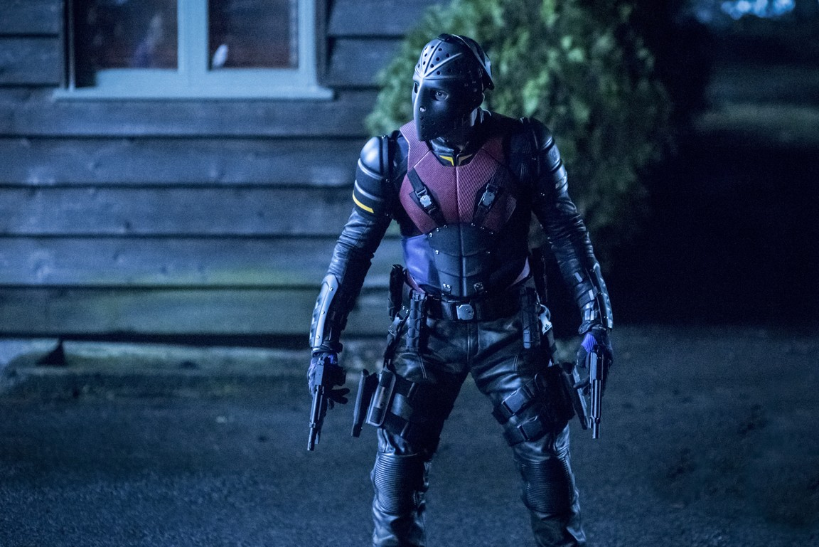 Arrow - Season 6 Episode 14: Collision Course