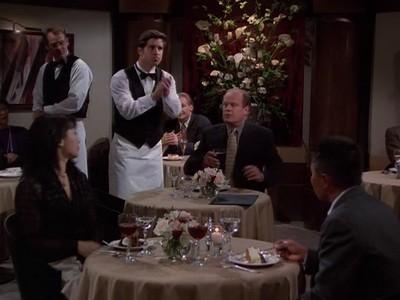 Frasier - Season 4 Episode 24: Odd Man Out