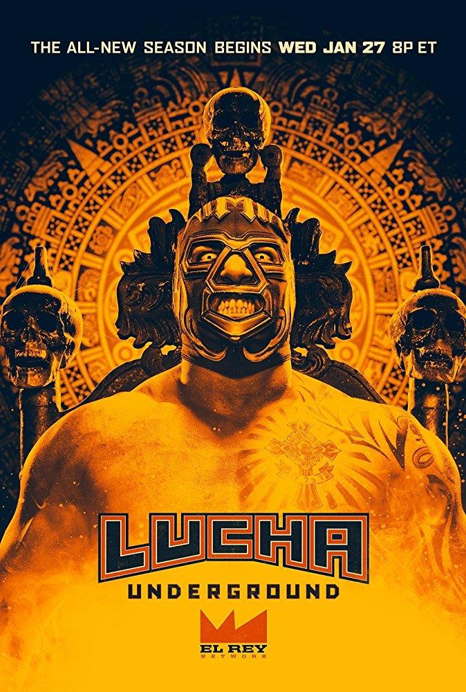 Lucha Underground - Season 4