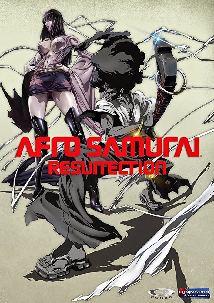 Afro Samurai: Resurrection (2009) [Sub: Eng]