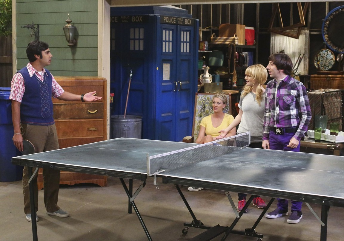 The Big Bang Theory - Season 8 Episode 19: The Skywalker Incursion