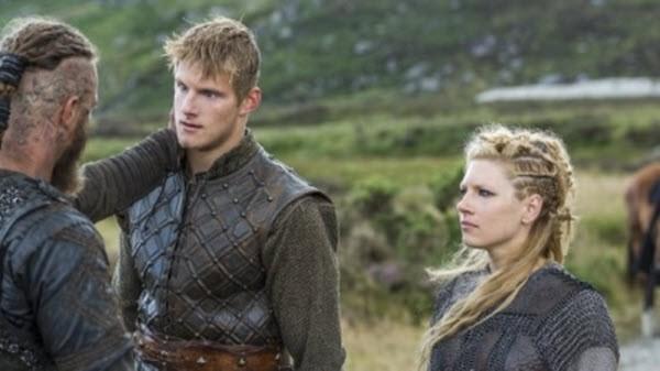 Vikings - Season 2 Episode 04: Eye For an Eye