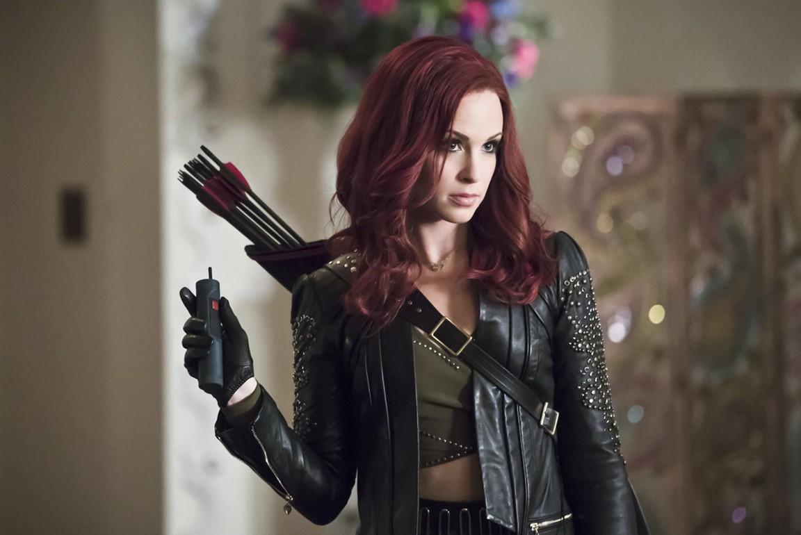 Arrow - Season 4 Episode 16: Broken Hearts