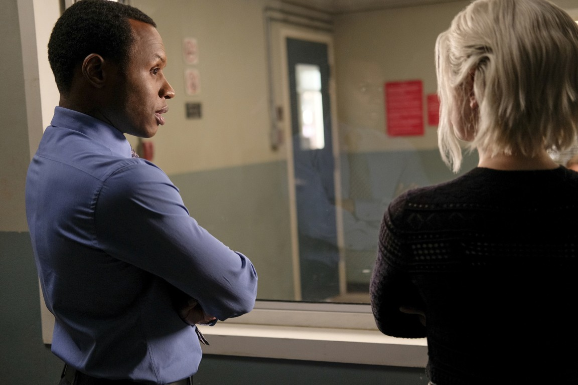 iZombie - Season 3 Episode 05: Spanking the Zombie