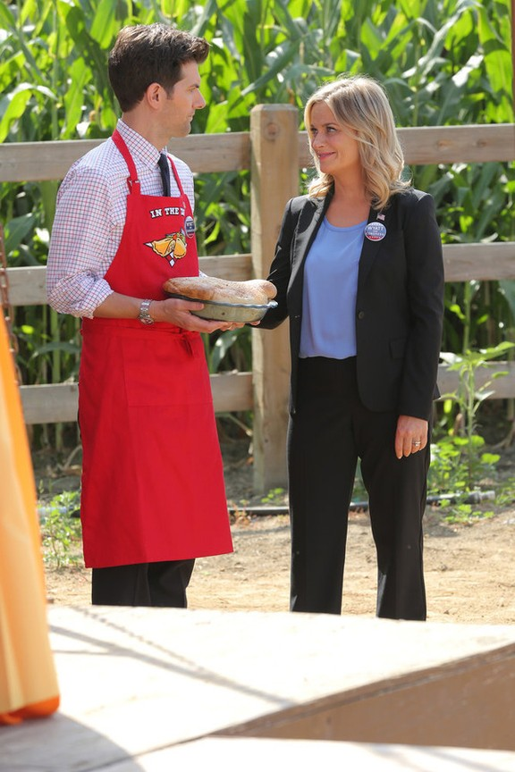 Parks and Recreation - Season 7 Episode 09: Pie-mary