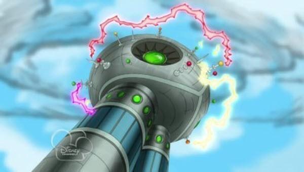 Phineas and Ferb - Season 3 Episode 24: The Mom Attractor - Cranius Maximus