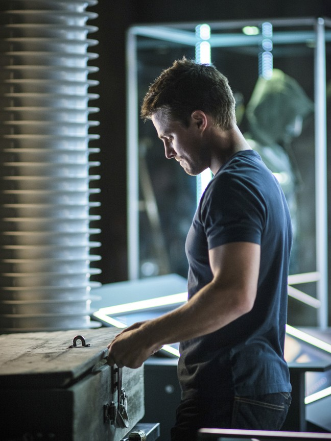 Arrow - Season 2 Episode 05: League of Assassins