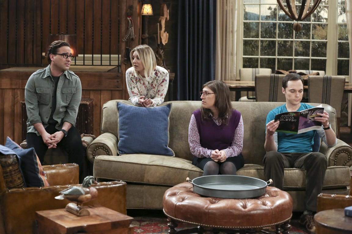 The Big Bang Theory - Season 9 Episode 20: The Big Bear Precipitation