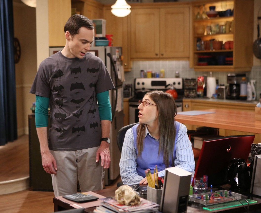 The Big Bang Theory - Season 8 Episode 06: The Expedition Approximation
