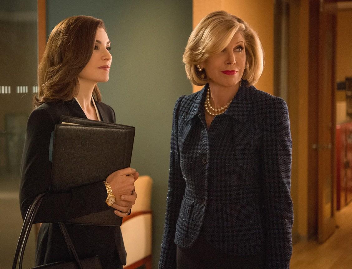 The Good Wife - Season 6 Episode 7: Message Discipline