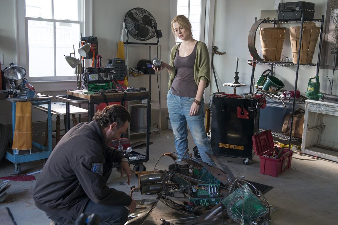 The Walking Dead - Season 5 Episode 14: Spend