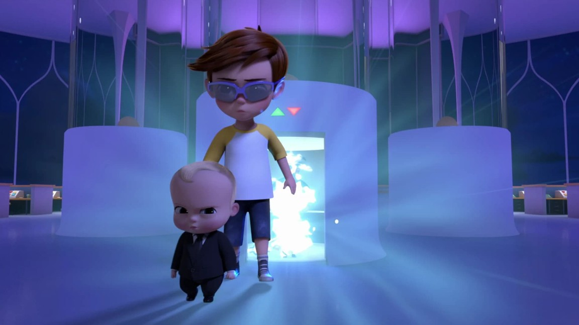 The Boss Baby: Back in Business - Season 1 Episode 12: Hang in There, Baby