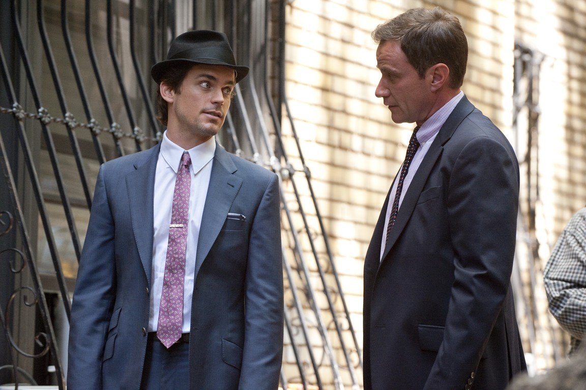 White Collar - Season 2 Episode 05: Unhtinished Business