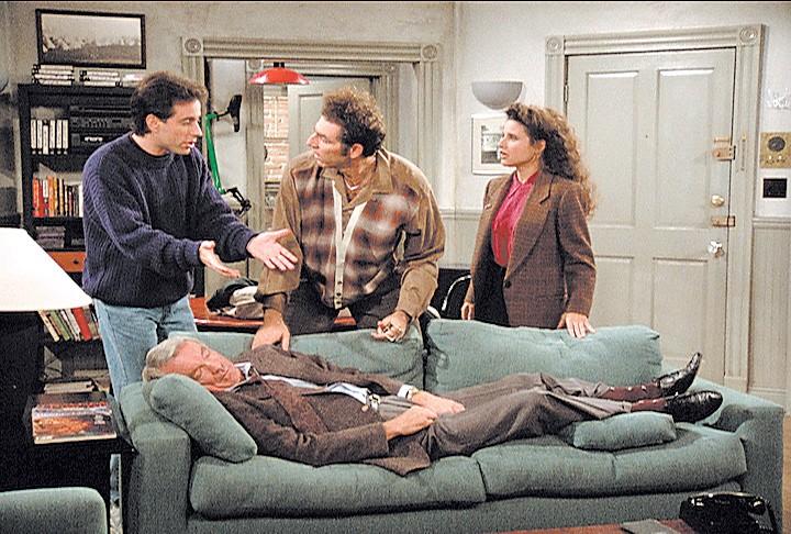Seinfeld - Season 3 Episode 11: The Alternate Side