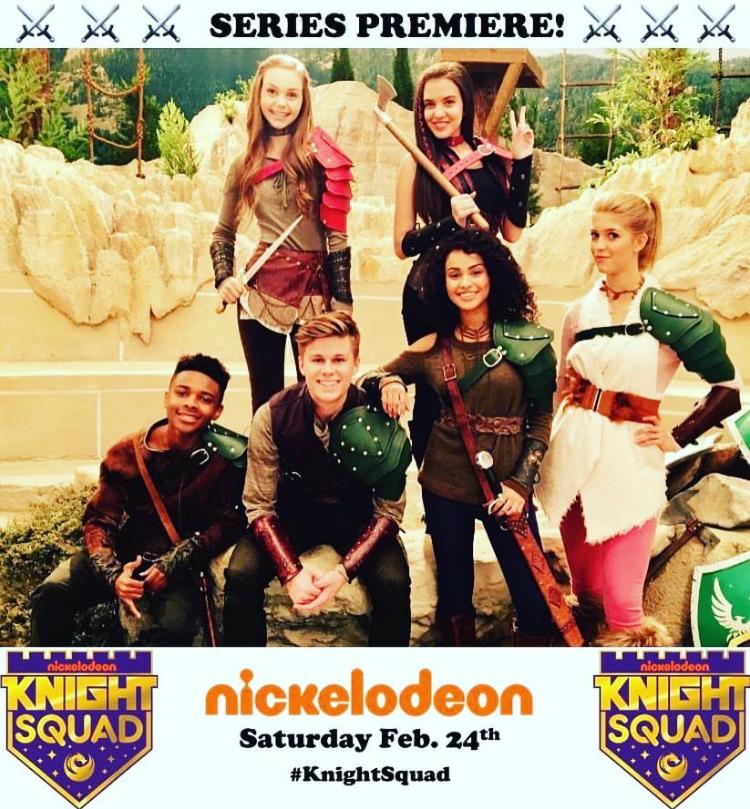 Knight Squad - Season 1