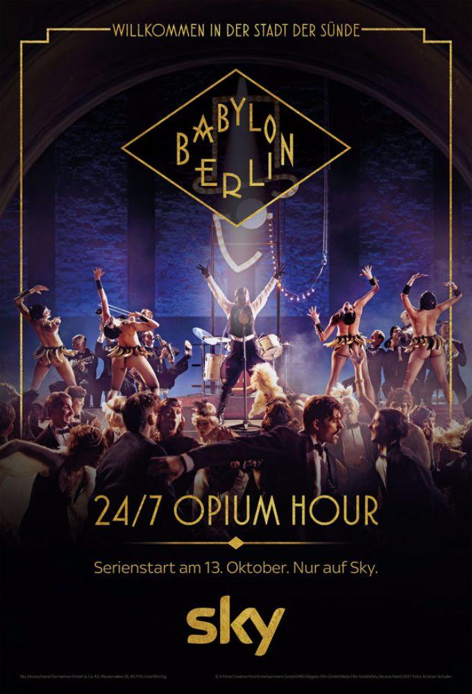 Babylon Berlin - Season 2 [Sub: Eng]