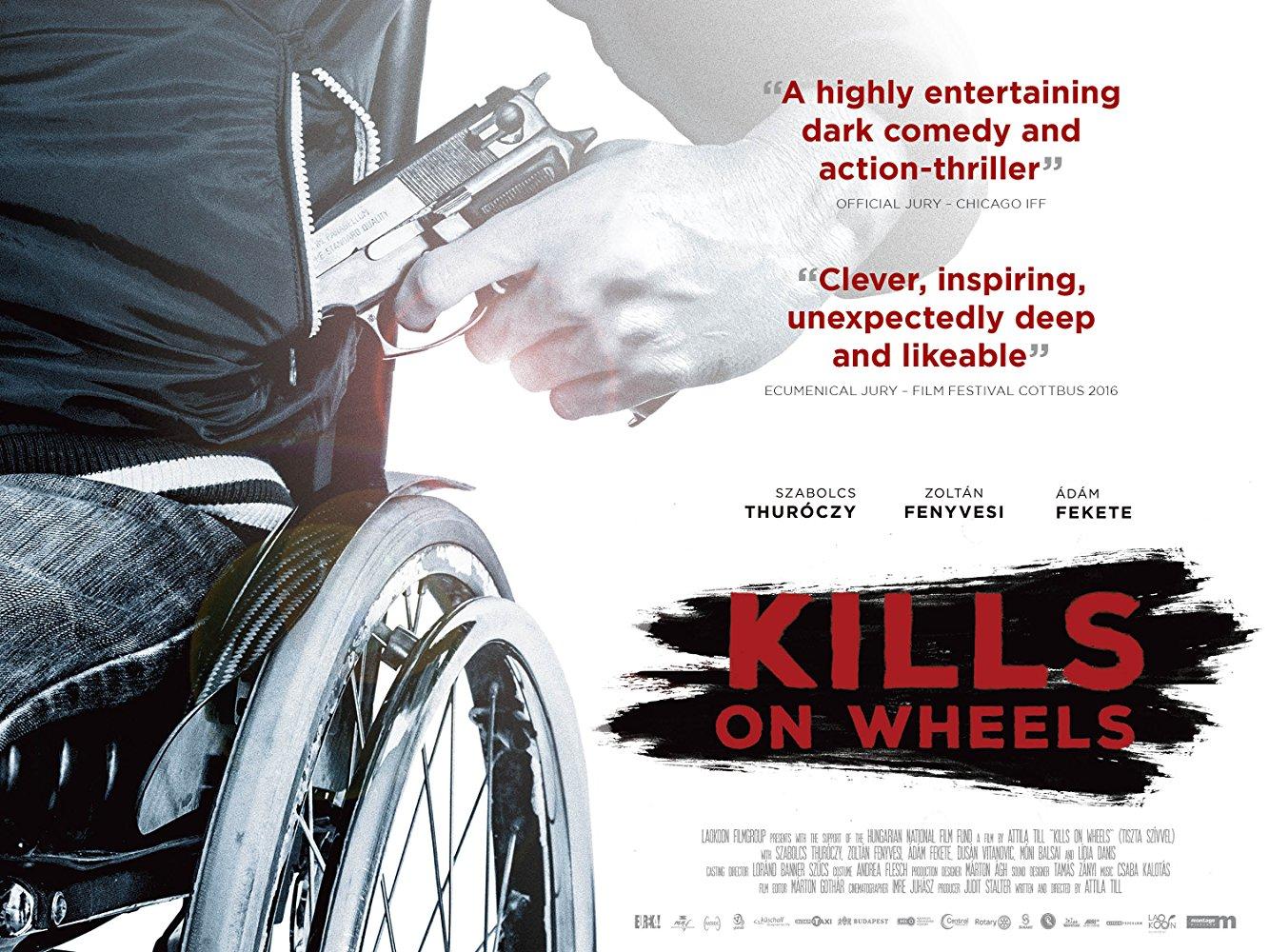 Kills on Wheels (Tiszta szívvel) [Sub: Eng]