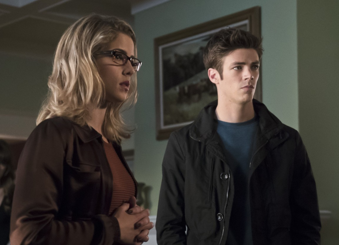 Arrow - Season 4 Episode 08: Legends of Yesterday
