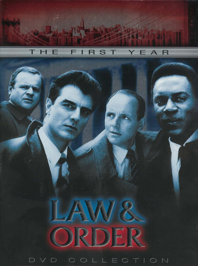 Law and Order - Season 1