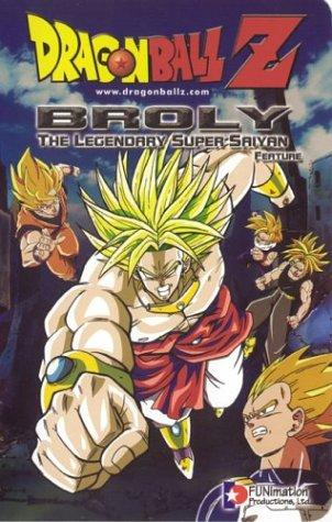 Dragon Ball Z: Broly, the Legendary Super Saiyan (English Audio)