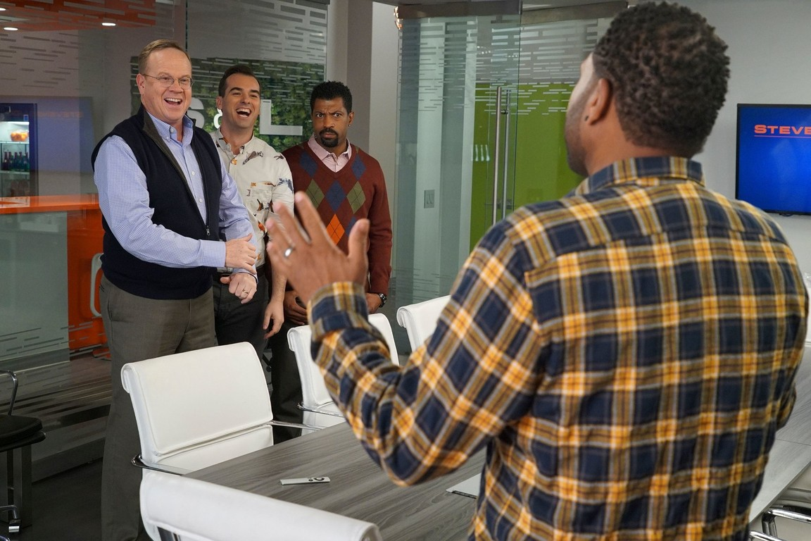 Black-ish - Season 3 Episode 19: Richard Youngsta