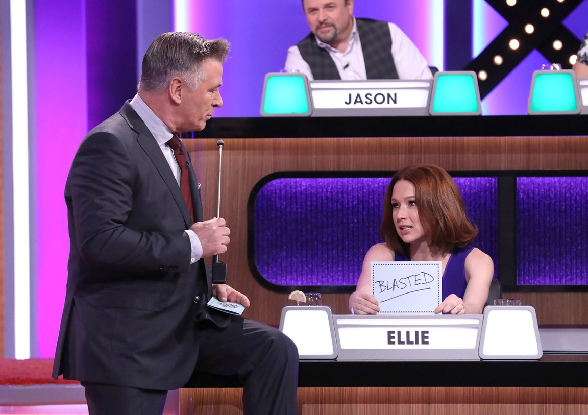 Match Game - Season 2 Episode 01: Jason Alexander/Cheryl Hines/Ice-T/Ellie Kemper/Wayne Brady/Caroline Rhea