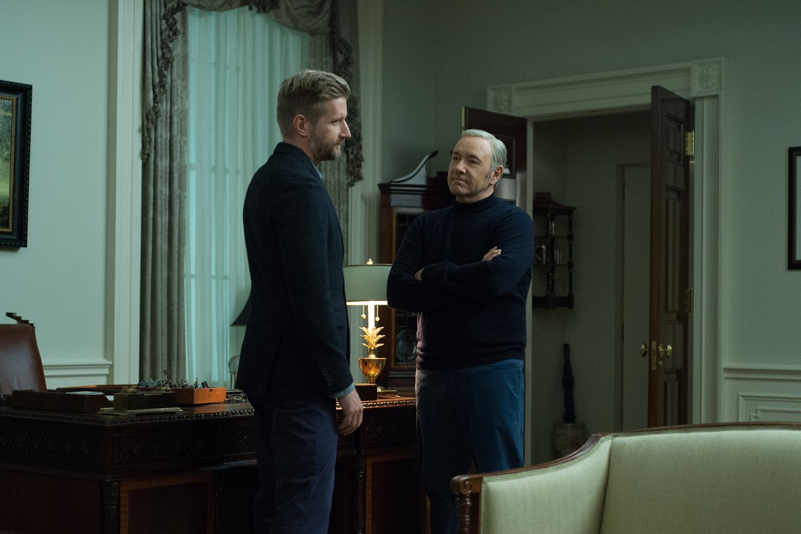 House Of Cards - Season 4 Episode 11: Chapter 50
