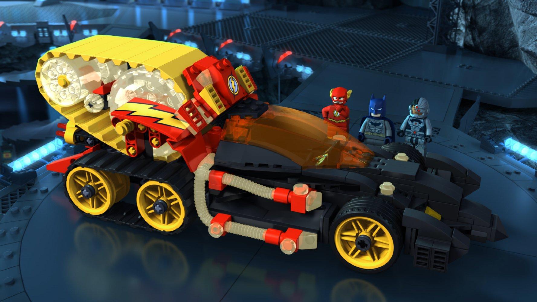 LEGO DC Comics Super Heroes Justice League Cosmic Clash