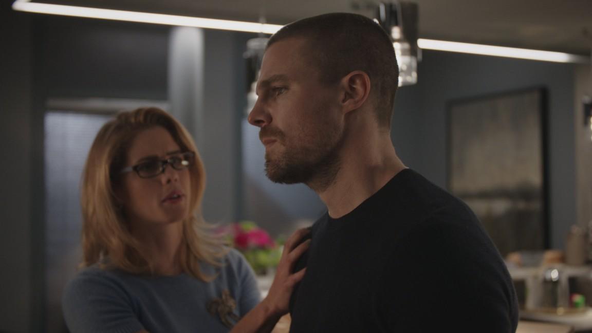 Arrow - Season 7 Episode 10: My Name Is Emiko Queen